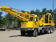 Little Giant 6430 truck crane